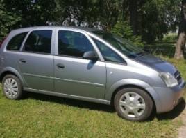 Opel Meriva, hečbekas | 2