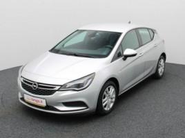 Opel Astra, 1.6 l., hečbekas | 0