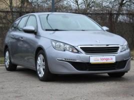 Peugeot 308, 1.6 l., universalas   2