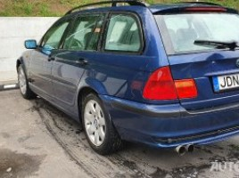 BMW 318, 2.0 l., universalas | 3