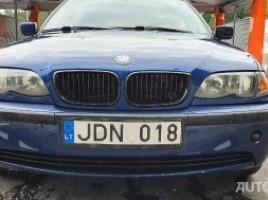 BMW 318, 2.0 l., universalas | 1
