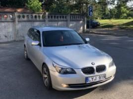 BMW 525, universalas   4
