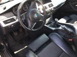 BMW 525, 3.0 l., sedanas | 3