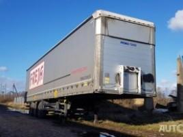 Schmitz Cargobull SCB S3T tentinėpuspriekabė