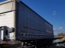 Schmitz Cargobull SCB S3T tentinė puspriekabė | 3