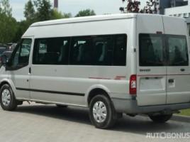 Ford transit, Priemiestinis   3
