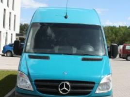 Mercedes-Benz Sprinter, Krovininiai iki 3,5 t   2