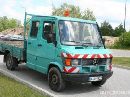 Mercedes-Benz Sprinter, Krovininiai iki 3,5 t | 2