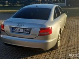 Audi A6, 3.0 l., sedanas   1