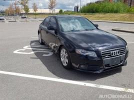 Audi A4, 2.0 l., sedanas | 0