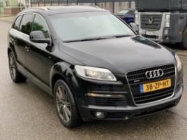 Audi Q7 внедорожник
