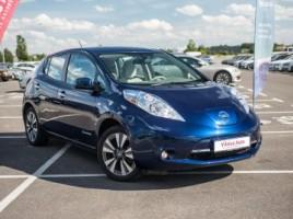 Nissan Leaf hečbekas