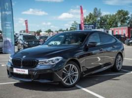BMW 640 хэтчбек