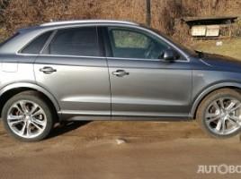 Audi Q3, 2.0 l., visureigis | 3