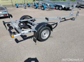 Brentex Trailer Bren 450B automobilinė priekaba