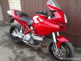 Ducati Multistrada, Street bike | 2