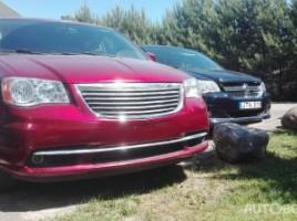 Chrysler Town & Country, Vienatūris | 3