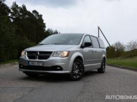 Dodge Grand Caravan, Vienatūris | 3