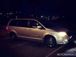 Dodge Grand Caravan, Vienatūris | 4