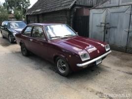 Opel Kadett kupė