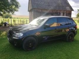 BMW X5, 3.0 l., visureigis | 2