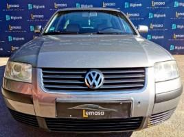 Volkswagen Passat, 1.6 l., sedanas | 2