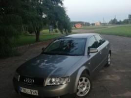 Audi A4, 1.9 l., sedanas | 0
