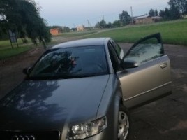 Audi A4, 1.9 l., sedanas | 1