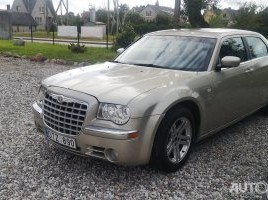 Chrysler 300 C, 3.5 l., saloon | 1