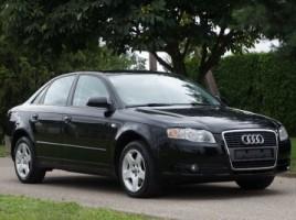 Audi A4, 1.9 l., saloon   0