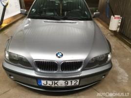 BMW 320, 2.0 l., sedanas   0