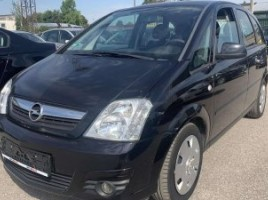 Opel Meriva vienatūris
