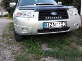 Subaru Forester внедорожник