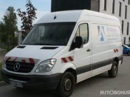 Mercedes-Benz Sprinter, Krovininiai iki 3,5 t | 1