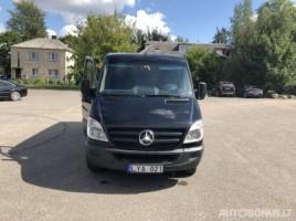 Mercedes-Benz Sprinter, Krovininiai iki 3,5 t   1
