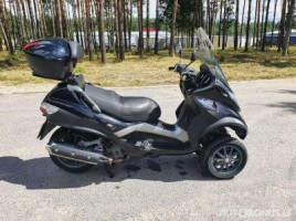 Piaggio MP3, Moped/Motor-scooter | 2
