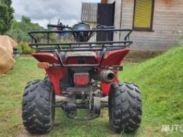 ATV, Four-wheel/Trike | 0