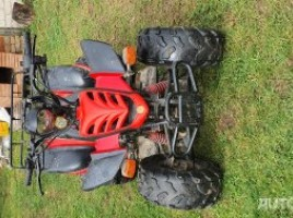 ATV, Four-wheel/Trike | 1