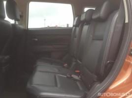 Mitsubishi Outlander, Visureigis | 3