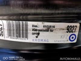 Plieniniai štampuoti ratlankiai   1