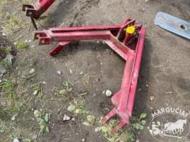 Kimadan Prikabinimo mechanizmai žemės ūkio technikos dalys