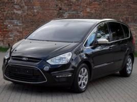 Ford S-MAX vienatūris
