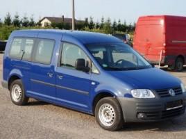 Volkswagen Caddy vienatūris