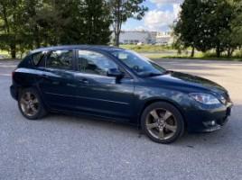 Mazda 3, 1.6 l., hečbekas | 0