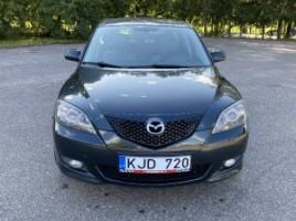 Mazda 3, 1.6 l., hečbekas | 1