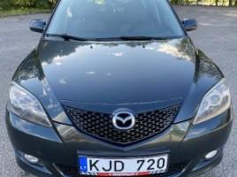 Mazda 3, 1.6 l., hečbekas | 2