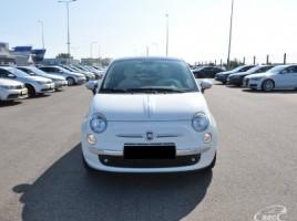 Fiat 500, 1.2 l., kupė | 1