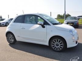 Fiat 500, 1.2 l., kupė | 2