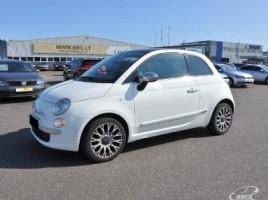 Fiat 500, 1.2 l., kupė | 0