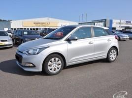 Hyundai i20, 1.1 l., hečbekas | 0